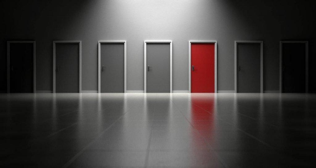 porta ingresso come scegliere